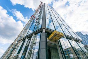 najwyzszy budynek w polsce