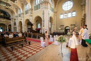 ślub w kościele bydgoszcz