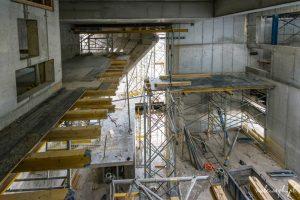 zdjęcia na budowie