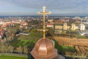 fotografia z drona bydgoszcz