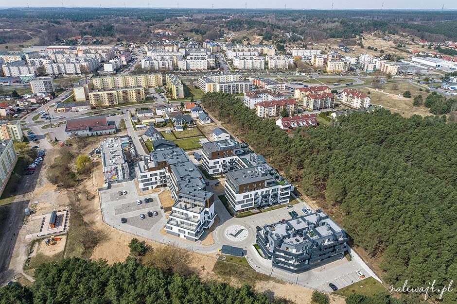 Activ Park | Bydgoszcz | Fordon | Zdjęcia nieruchomości z drona