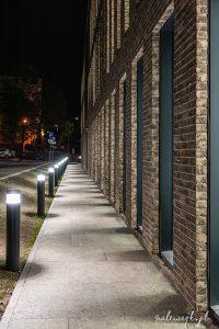 zdjęcia nieruchomości w nocy