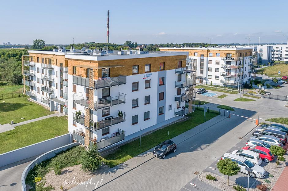 fotografie z drona inowrocław