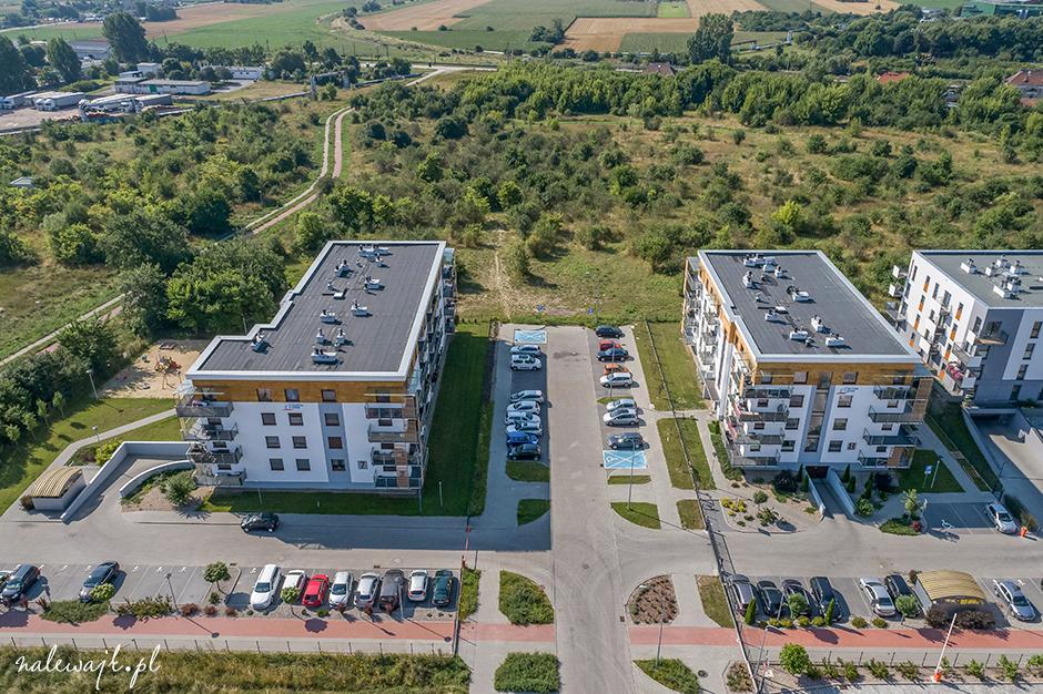 zdjęcia z drona inowrocław